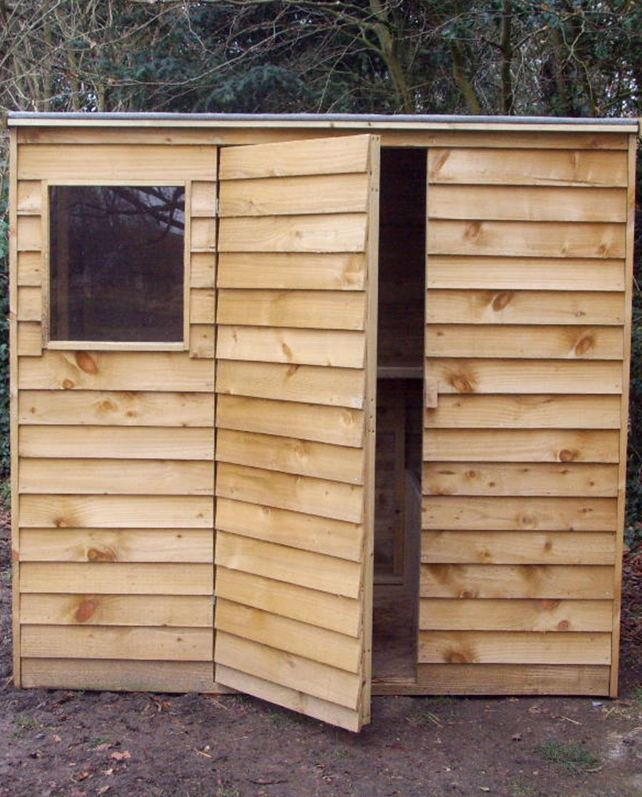 Rustic and rural bespoke sheds and garden buildings for Bespoke garden sheds